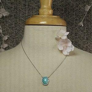 EUC Nadri Tourquoise Necklace